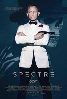 Spectre 007 (2015) องค์กรลับดับพยัคฆ์ร้าย เจมส์ บอนด์