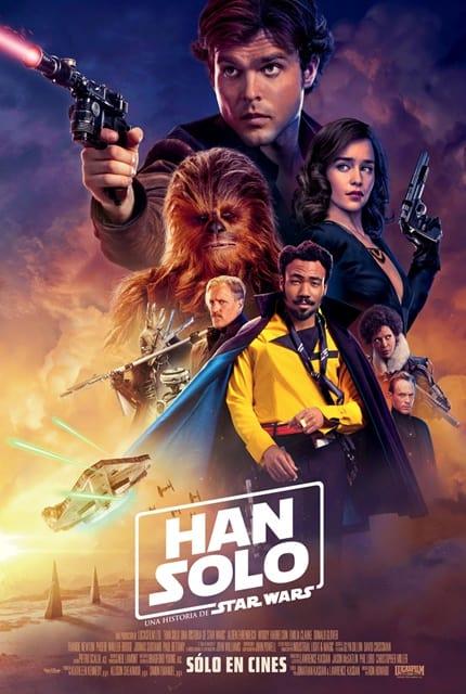 Han Solo A Star Wars Story (2018) ฮาน โซโล ตำนานสตาร์ วอร์ส