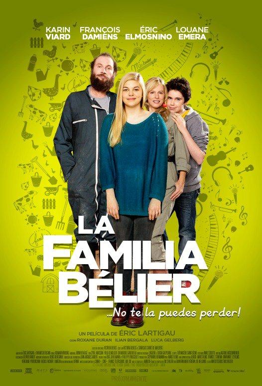 The Bélier Family (2014) ร้องเพลงรัก ให้ก้องโลก