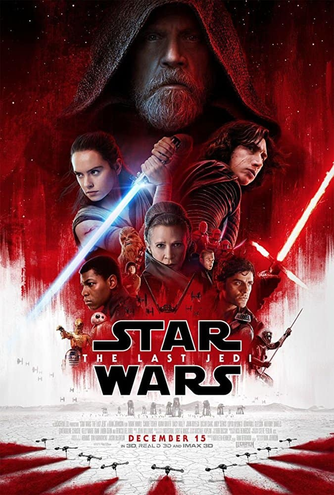 Star Wars : Episode VIII – The Last Jedi (2017) สตาร์ วอร์ส ปัจฉิมบทแห่งเจได