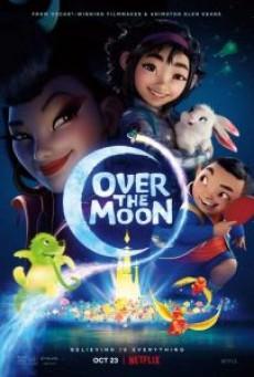 Over the Moon (2020) เนรมิตฝันสู่จันทรา Netflix