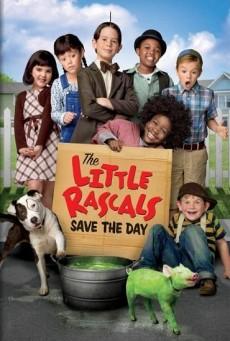 The Little Rascals Save the Day (2014) แก๊งค์จิ๋วจอมกวน