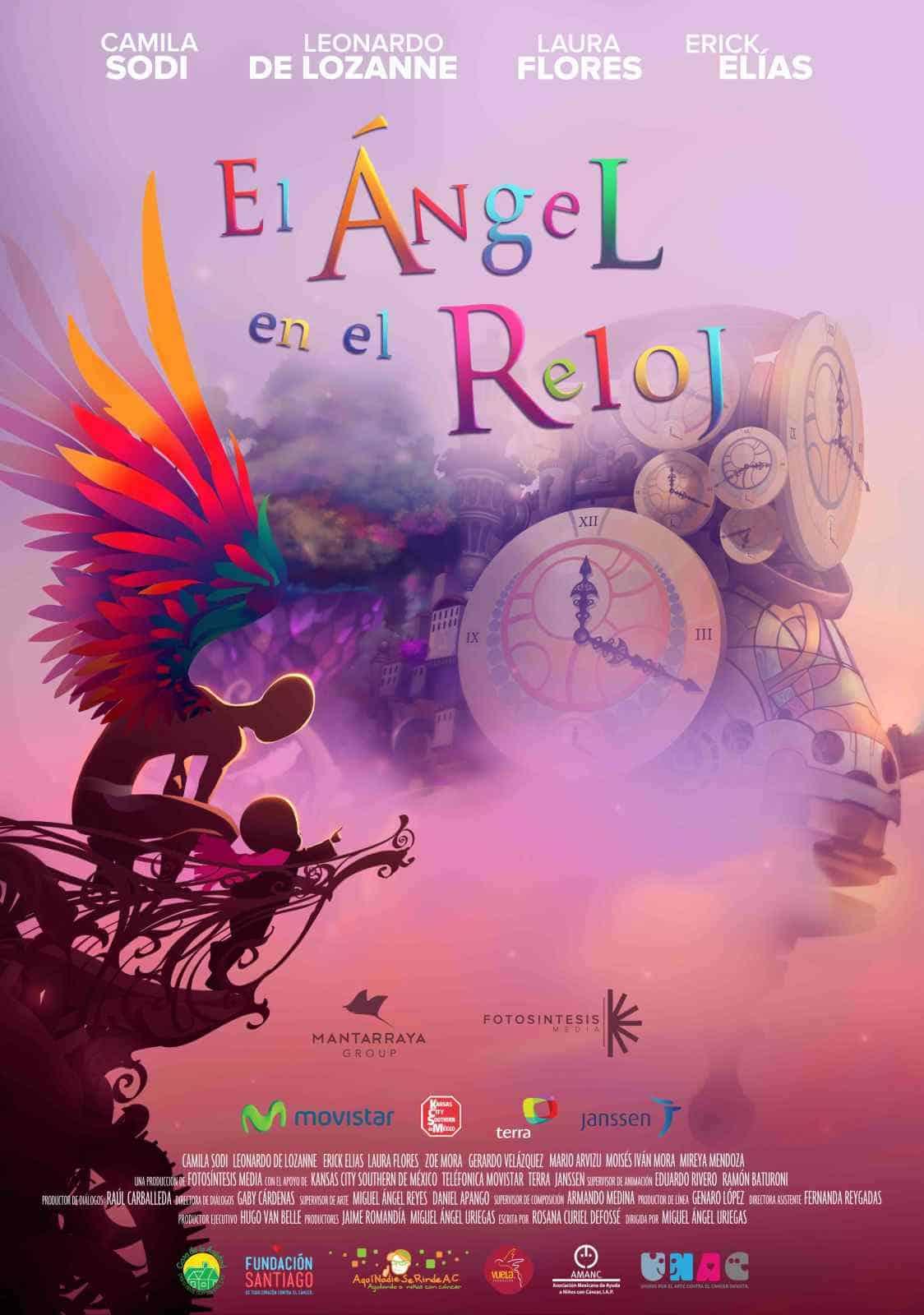 The Angel in the Clock (El ángel en el reloj) (2017)