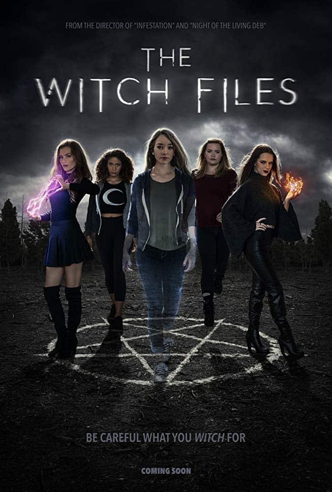 The Witch Files (2018) ทีมแม่มดสุดลับ